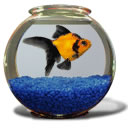 LifeGlobe Goldfish Aquarium